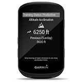 garmin edge 530 altitude