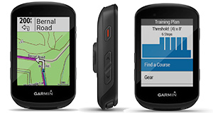 Vue d'ensemble du Garmin Edge 530