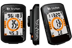 Bryton Rider 15 - Vue d'ensemble