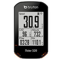 Interface et Ergonomie - Bryton Rider 320
