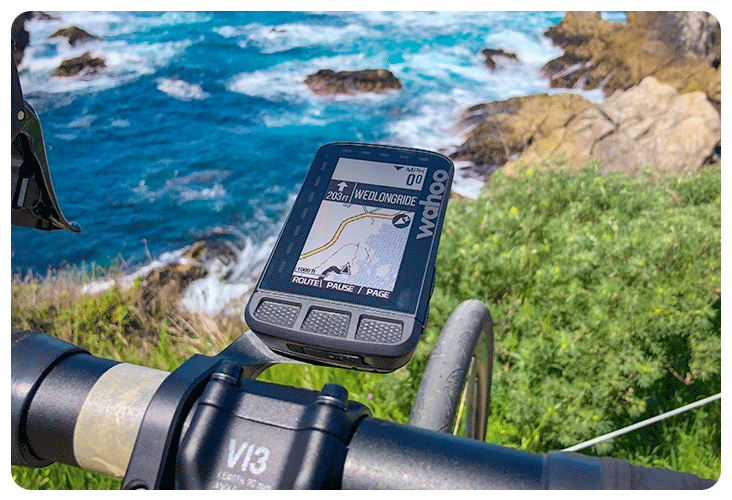 Wahoo Elemnt Roam - Navigation GPS