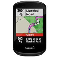 Guidage et indications sur le Garmin Edge 830