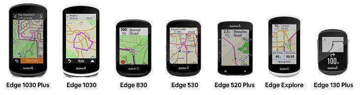 GPS vélo Garmin Edge
