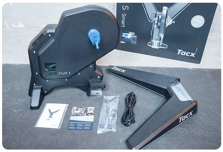 Accessoires du Tacx Flux S Smart T2900S
