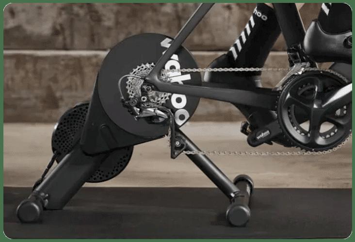 Compatibilité avec le Kickr Fitness de Wahoo Fitness